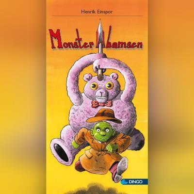 Monster-bamsen Henrik Einspor 9788762521537