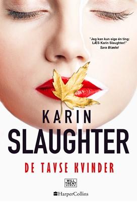 De tavse kvinder Karin Slaughter 9788771917512