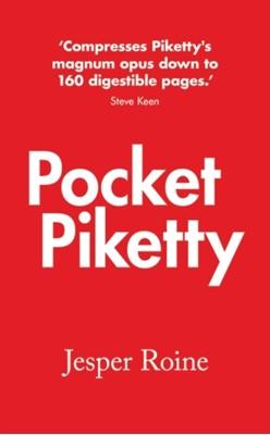 Pocket Piketty Jesper Roine 9781786992338