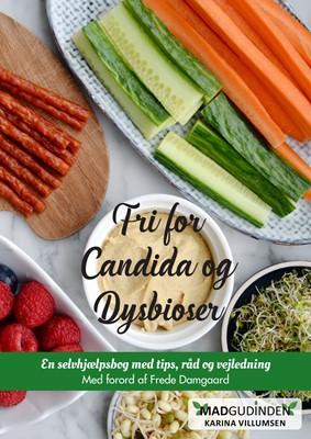 Fri for Candida og Dysbiose Karina Villumsen 9788793872011