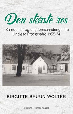 Den største ros Birgitte Bruun Wolter 9788772372075