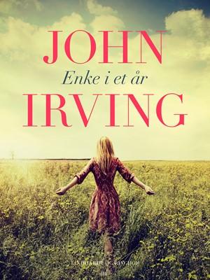 Enke i et år John Irving 9788726234770