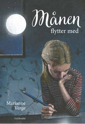 Månen flytter med Marianne Verge 9788702295719