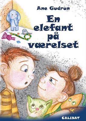 En elefant på værelset Ane Gudrun 9788794007481