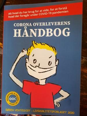 Corona Overleverens Håndbog Søren Ventegodt 9788790190194