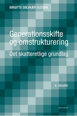 Generationsskifte og omstrukturering af Birgitte Sølvkær Olesen 9788757448481