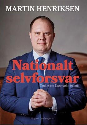 Nationalt selvforsvar Martin Henriksen, Chris Bjerknæs 9788772372358