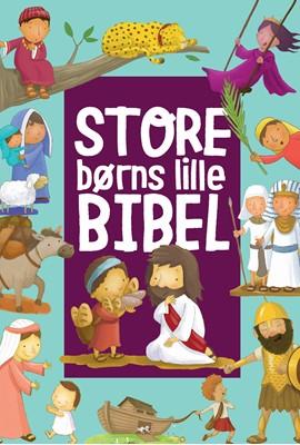 Store børns lille Bibel Andrew Newton 9788772031859
