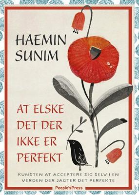At elske det, der ikke er perfekt Haemin Sunim 9788770369046