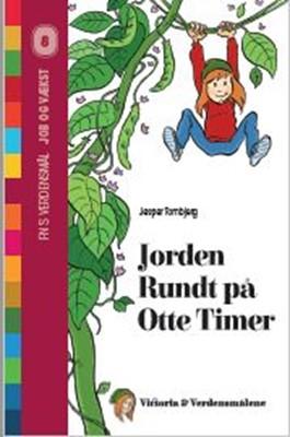 Jorden Rundt på Otte Timer Jesper Tornbjerg 9788797221969