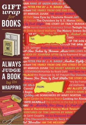 Gift Wrap for Books - Not to be Missed  5035393924065