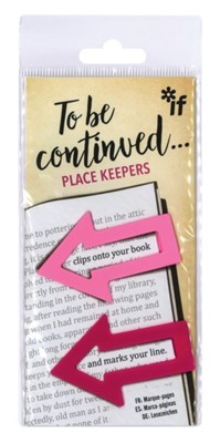 To Be Continued... Place Keepers - Pinks  5035393423032