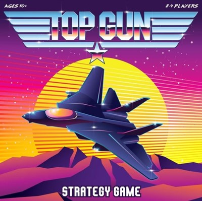 Top Gun Strategy Game  3558380068594