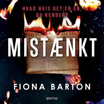 Mistænkt Fiona Barton 9788771077391