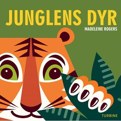 Junglens dyr Madeleine Rogers 9788740665208