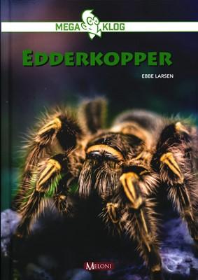 Edderkopper Ebbe Larsen 9788771501186
