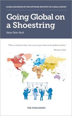 Going Global on a Shoestring Hans Peter Bech 9788793116290