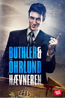 Hævneren Dan Butler, Dag Öhrlund, Dan Buthler 9789178891115