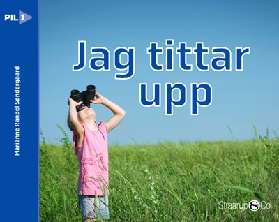 Jag tittar upp Marianne Randel Søndergaard 9788770188494