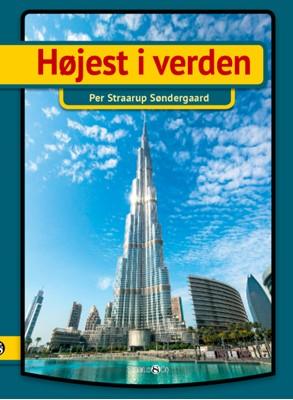 Højest i verden Per Straarup Søndergaard 9788770188746