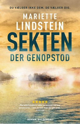 Sekten der genopstod Mariette Lindstein 9788702302479