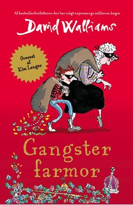 Gangster farmor David Walliams 9788771914801