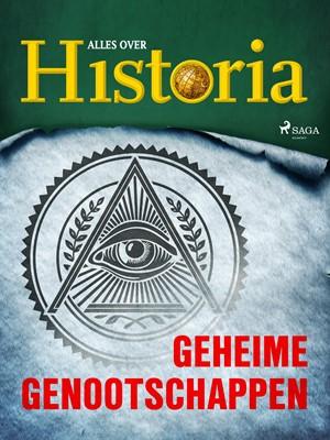 Geheime genootschappen Alles Over Historia 9788726460926