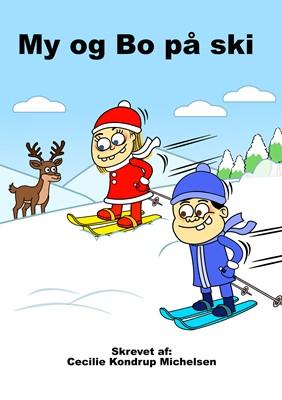 My og Bo på ski Cecilie Kondrup Michelsen 9788797138151