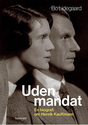 Uden mandat Bo Lidegaard 9788702288506