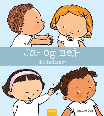 Ja- og nej-følelser Pauline Oud 9788740665598