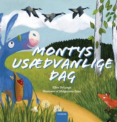Montys usædvanlige dag Ellen DeLange 9788740662719