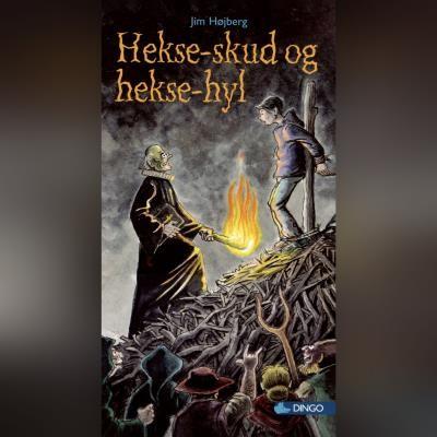 Hekseskud og heksehyl Jim Højberg 9788762521339