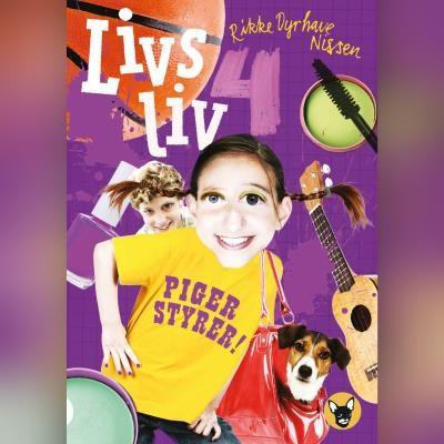 Livs liv 4 Rikke Dyrhave 9788762520936