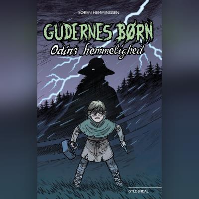Gudernes børn - Odins hemmelighed Søren Hemmingsen 9788762521094