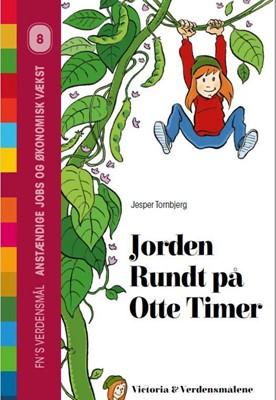 Jorden Rundt på Otte Timer Jesper Tornbjerg 9788797221983