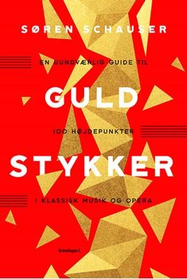 Guldstykker Søren Schauser 9788773390078