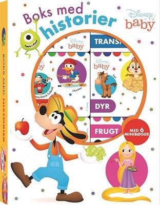 Disney Baby Boks med historier Karrusel Forlag 9788771862041