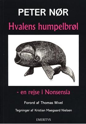 Hvalens humpelbrøl Peter Nør 9788797105092