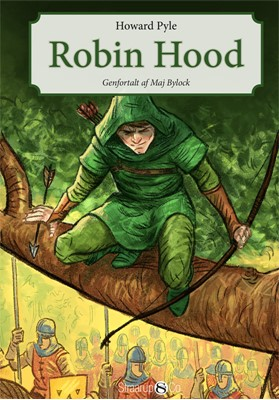 Robin Hood  Howard Pyle 9788770189316