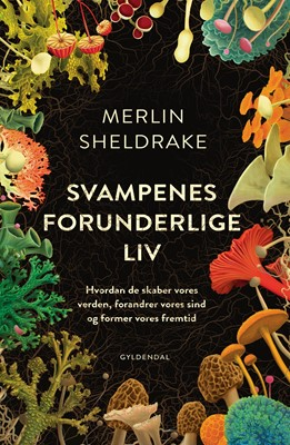 Svampenes forunderlige liv Merlin Sheldrake 9788702307641