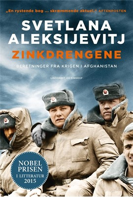 Zinkdrengene Svetlana Aleksijevitj 9788711558492