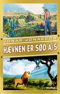 Hævnen er sød A/S Jonas Jonasson 9788770074032