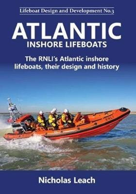 Atlantic Inshore Lifeboats Nicholas Leach 9781909540187