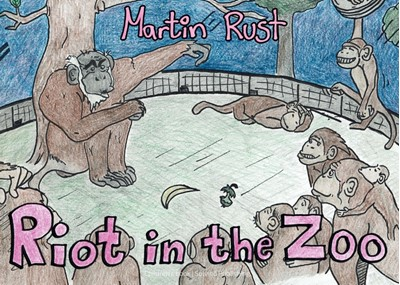Riot in the Zoo Martin Rust 9788743006077