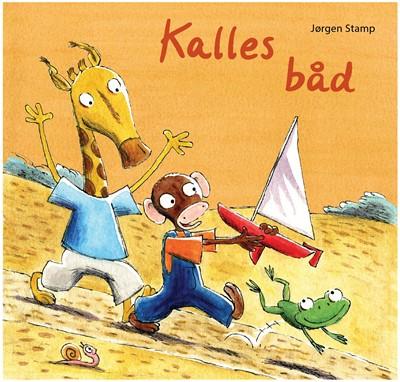 Kalles båd Jørgen Stamp 9788794081023