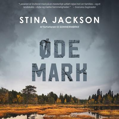 Ødemark Stina Jackson 9788726636154