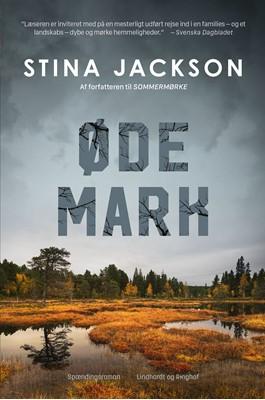 Ødemark Stina Jackson 9788711989074