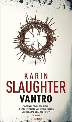 Vantro Karin Slaughter 9788771307177