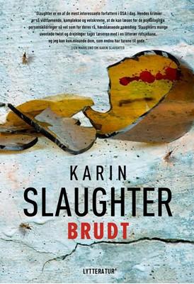 Brudt Karin Slaughter 9788771307245