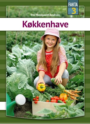 Køkkenhave Eva Mosegaard Amdisen 9788740665857